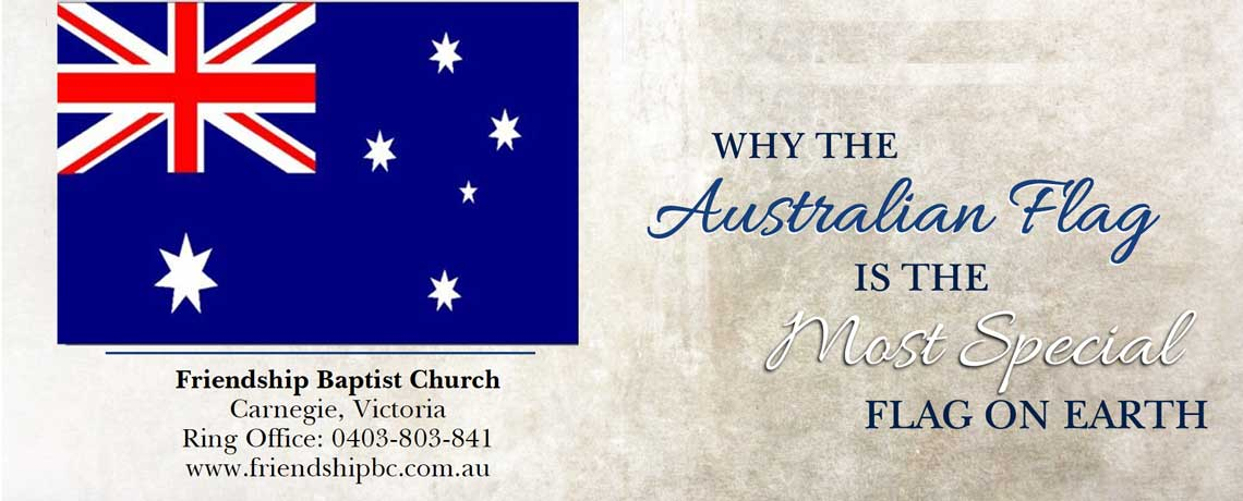 Australian Flag Tract