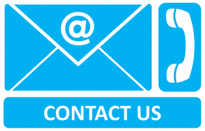 Contact Us by Email or Phone
